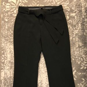 New Banana Republic pants w/tie waist